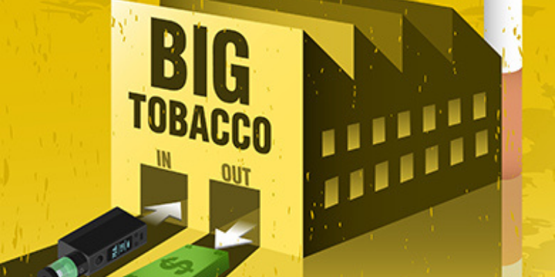 The revision of the Tobacco Products Directive: A chance to deal a body blow to Big Tobacco in 2021?