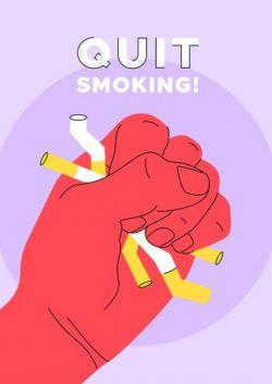 Quite-smoking