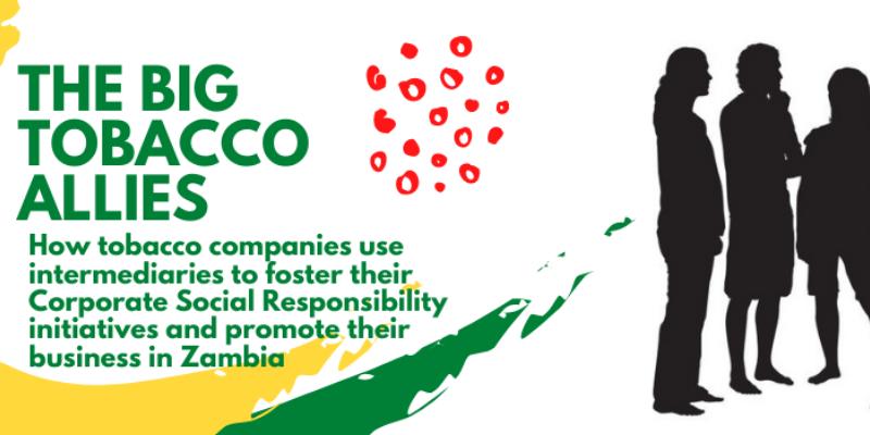 The Big Tobacco Allies – Report in Zambia
