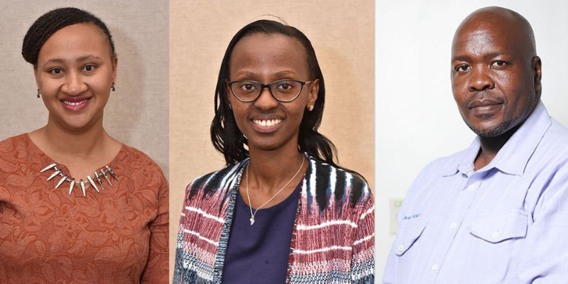 Kenya: #ChooseToChallenge: Meet three manufacturing professionals who have found passion in supporting women and girls