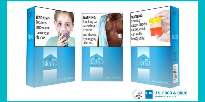 Australia: New images to be used to warn of health risks from smoking