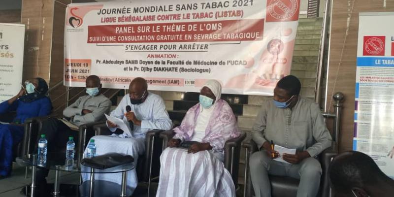 Le président de la Ligue sénégalaise de lutte contre le tabac (Listab), Amadou Moustapha Gaye, a plaidé ce jeudi à Dakar, pour des politiques de sevrage tabagique efficaces