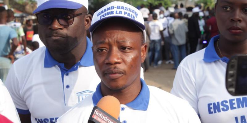 Côte d'Ivoire: Concours Plume anti-tabac : Ousmane Lamien (Jeune cadre) s'engage aux côtés des journalistes