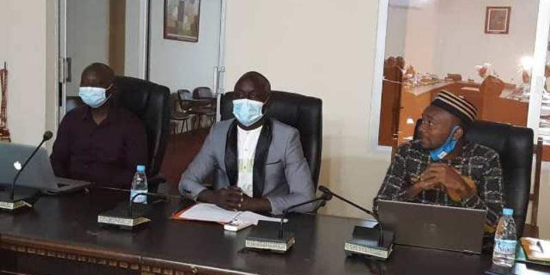 Bénin: coopération / La loi n°2017-27 du 18 décembre 2017 au coeur d'un atelier à Natitingou
