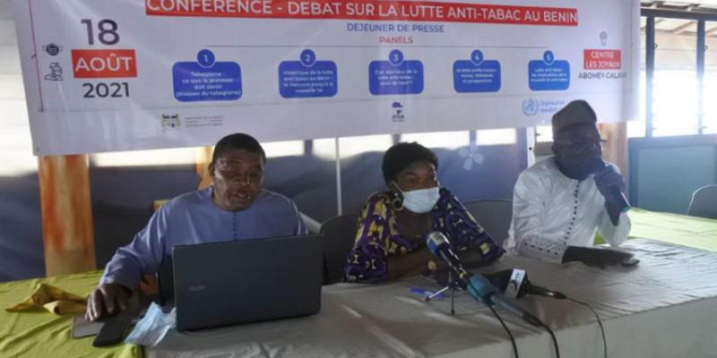 Lutte Anti-Tabac Au Bénin: L'Ong Iect Prend Langue Avec Les Journalistes