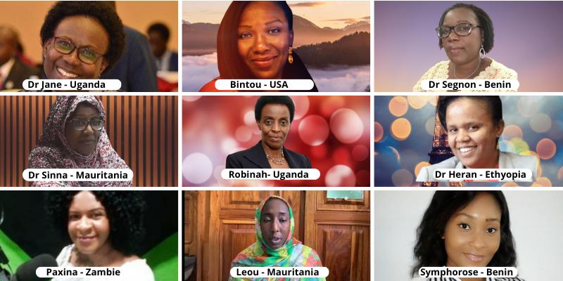 Le leadership de la femme africaine célébré dans la lutte antitabac